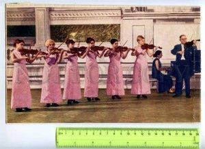 434862 1960s y photo envelope dedication violinist Ilya Abramovich Shpilberg