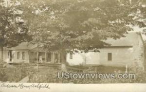 Real Photo - Auderson Home Ashfield MA Unused