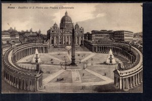 St Peters Basilica,Rome,Italy BIN
