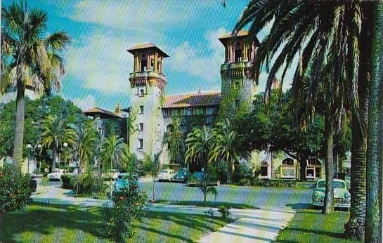 The Municipal Lightner Museum Of Hobbies Saint Augustine Florida