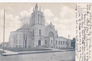 Indiana Marion Presbyterian Church 1907