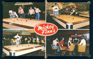 Mickey Finn's - Advertising Coupon