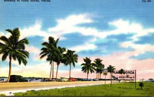 Florida Punta Gorda Entrance