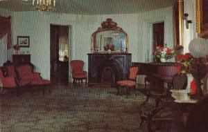 Longwood Parlors And Front Bedroom Natchez Mississippi
