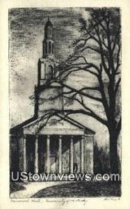 University of Kentucky Lexington KY Unused