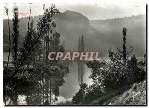 Postcard Modern Vallee du Cele Lot