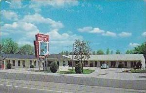 Tennessee La Follette Birdwell Motel
