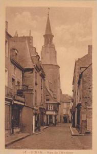 Rue De l'Horloge, Dinan (Côtes-d'Armor), France, 1900-1910s