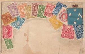 Stamps of VICTORIA , Australia , 1913