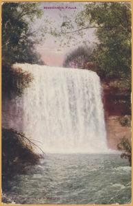 Minneapolis, Minn., Minnehaha Falls - 1907, G.D. Westphal - 1910