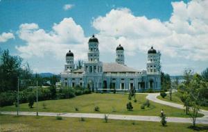 Sultan Mosque, JOHORE BAHRU, Malaysia, 40-60s