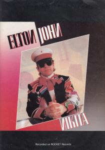 Nikita Elton John XL Sheet Music