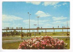 WARSZAWA, Poland, 50-60s airport