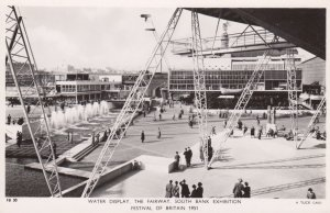 RP: Festival of Britain , 1951 ; South Bank Exhibition, LONDON , England ; Wa...