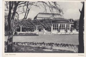 Kurhaus, Bad Salzuflen, North Rine-Westphalia, Germany, 20-30s