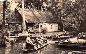 Im Spreewald We Blotach River Boats House Maison