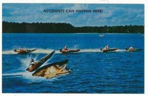 Accidents Can Happen Here, Eau Claire, Wisconsin, 40-60s