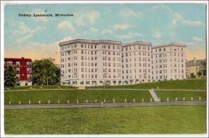 Cudahy Apartments, Milwaukee