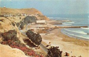 Chorrillos Beach Lima Unused