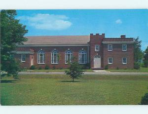 Unused Pre-1980 CHURCH SCENE Murfreesboro North Carolina NC p3104-12