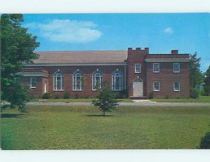 Unused Pre-1980 CHURCH SCENE Murfreesboro North Carolina NC p3104-12