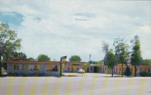 Wyoming Cody Raibow Motel