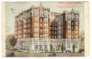 The Perry Hotel, Seattle, Washington, PU-1911