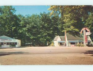 Pre-1980 EDGEWOOD COURT MOTEL & RESTAURANT St. Joseph Michigan MI M4296