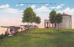 Boynton Park, Cameron Hill, Chattanooga, Tennessee, 30-40s