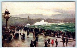 Tuck Oilette Isle of Man - Douglas LOCH PROMENADE ca 1910s UK  Postcard