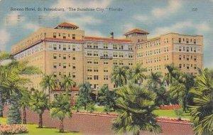 Florida St Petersburg The Soreno Hotel