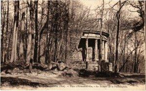 CPA Ermenonville- Le Temple de la Philosophie FRANCE (1020471)