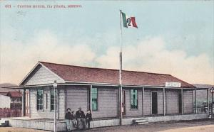 Custom House, Tia Juana, Mexico, PU-1908