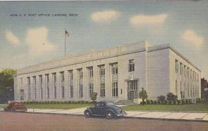 Michigan Lansing New U S Post Office