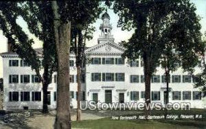 Dartmouth College Hanover NH Unused