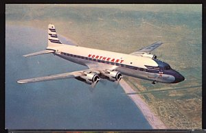 Aviation Airplane Northeast Airlines Vickers Viscount 663
