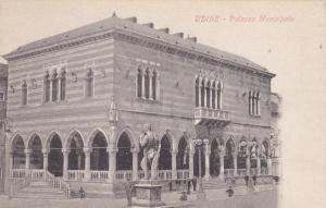 UDINE, Palazzo Municipale, Friuli-Venezia Giulia, Italy, 00-10s