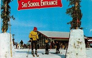 Ski School Entrance Turin, New York