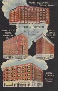 Kansas Wichita Hutson Hotels Billy Hutson