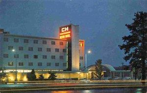 Charter House Motor Hotel Motel Alexandria Virginia postcard