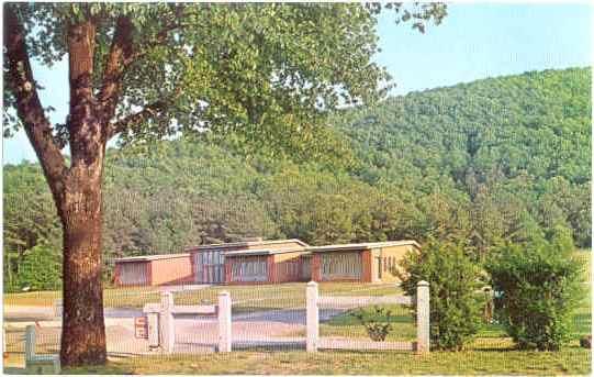 Kennesaw Mountain National Battlefield Park Visitor Center, Marietta, GA, Chrome