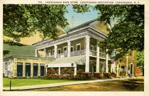 NY - Chautauqua. Chautauqua Institution, Bookstore