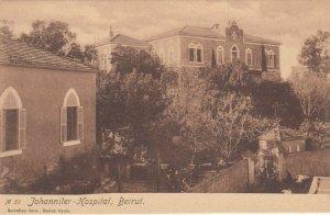 BEIRUT , Lebanon , 00-10s ; Johanniter Hospital