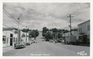 RP: TONASHET , Washington , 1940s ; Main Street ; ELLIS 2676