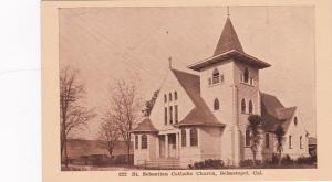 SEBASTOPOL, California, 00-10s; St Sebastian Catholic Church