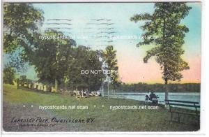 Lake Side, Owasco NY