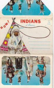 HOW! , Indians of America , 40-60s
