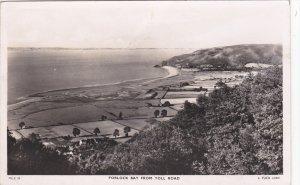 RP; SOMERSET, England, 1904-1953´s; Porlock Bay From Troll Road