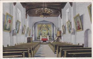 Interior , San Gabriel Arcangel Mission , California , 00-10s