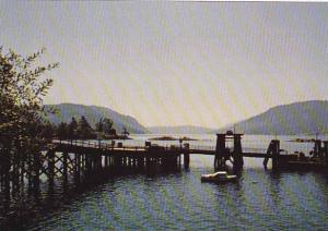 Vesuvius Bay, Saltspring Island, Vancouver, British Columbia, Canada, 50-70´s
